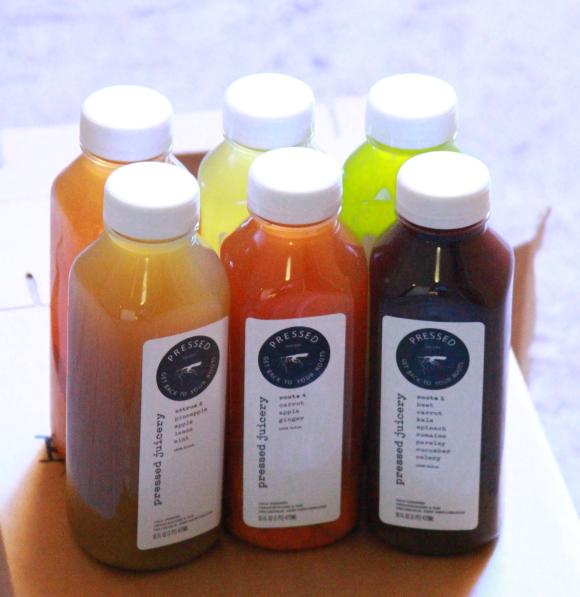 cold pressed juice