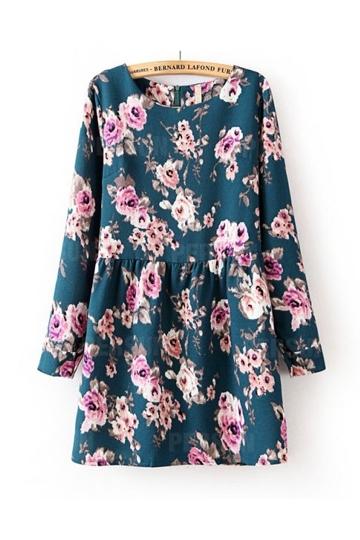 Cute print dresses