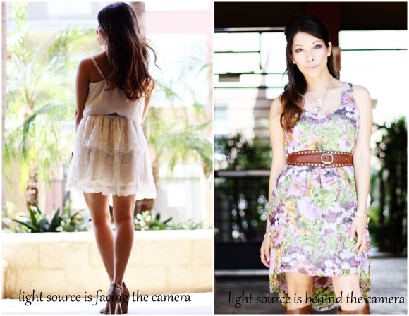 how to take self outfit photos for blog