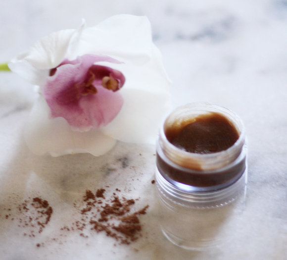 Cocoa and Coconut lip butter recipe