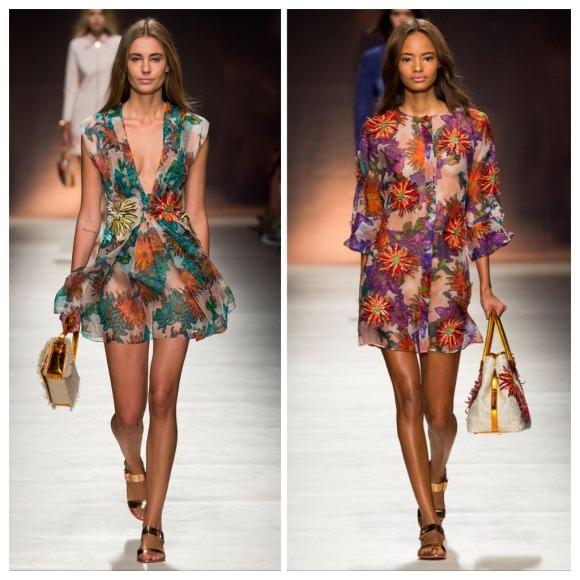 Blumarine Spring Ready to Wear 2015