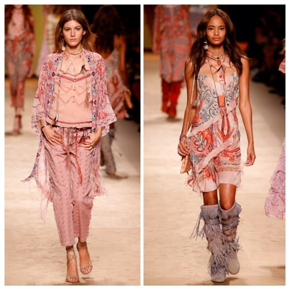 Etro Spring Ready to Wear 2014