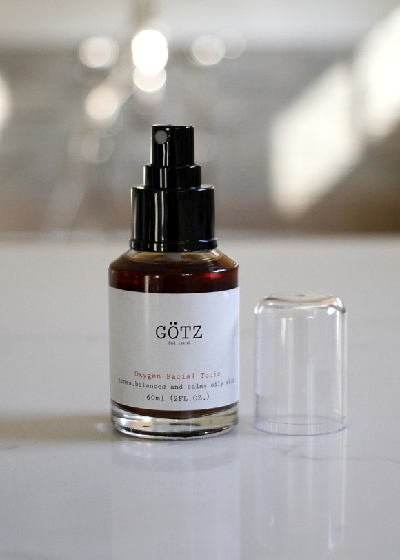GOTZ Bad Ischl Oxygen Facial Tonic Review