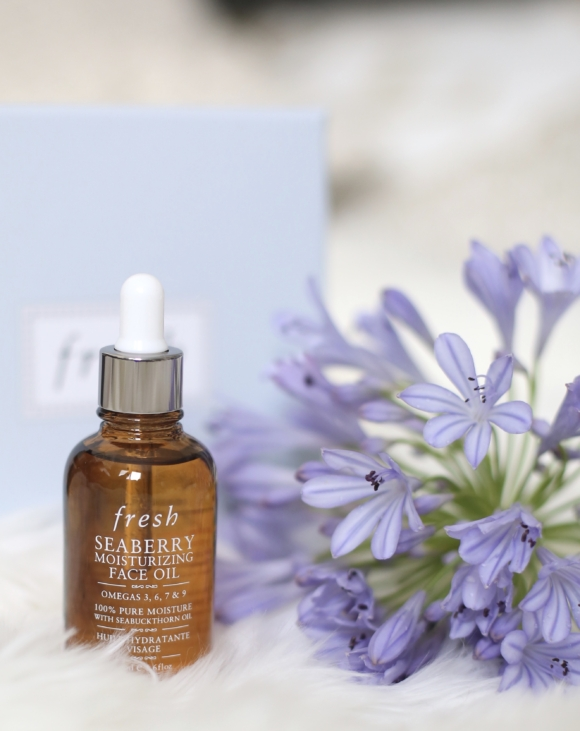 Fresh Seaberry Moisturizing Face Oil Review