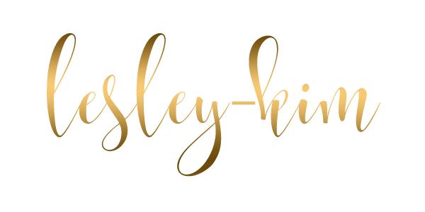 Lesley Kim- A Lifestyle Blog by Lesley Kim