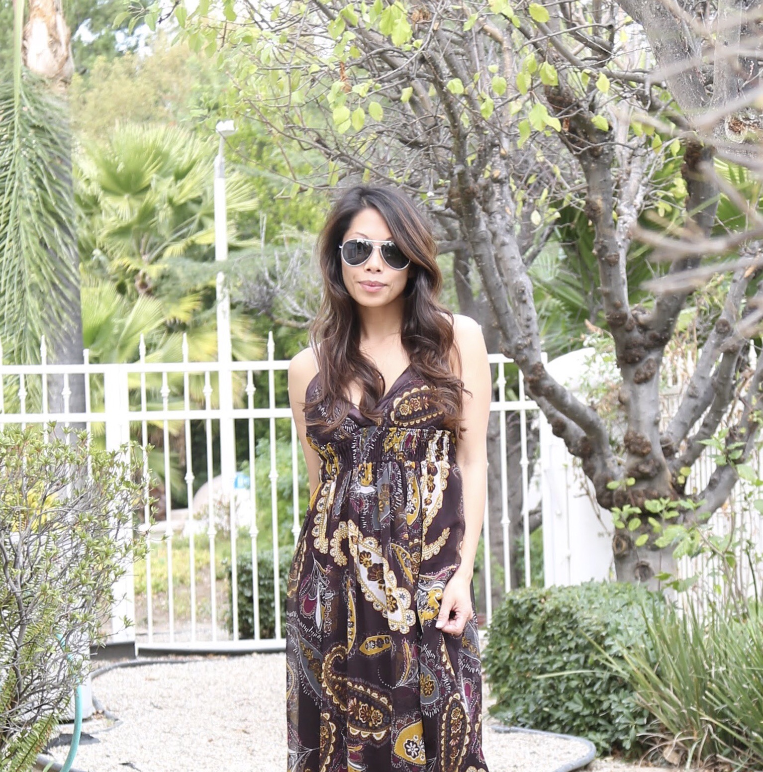 Maxi Dress for Spring