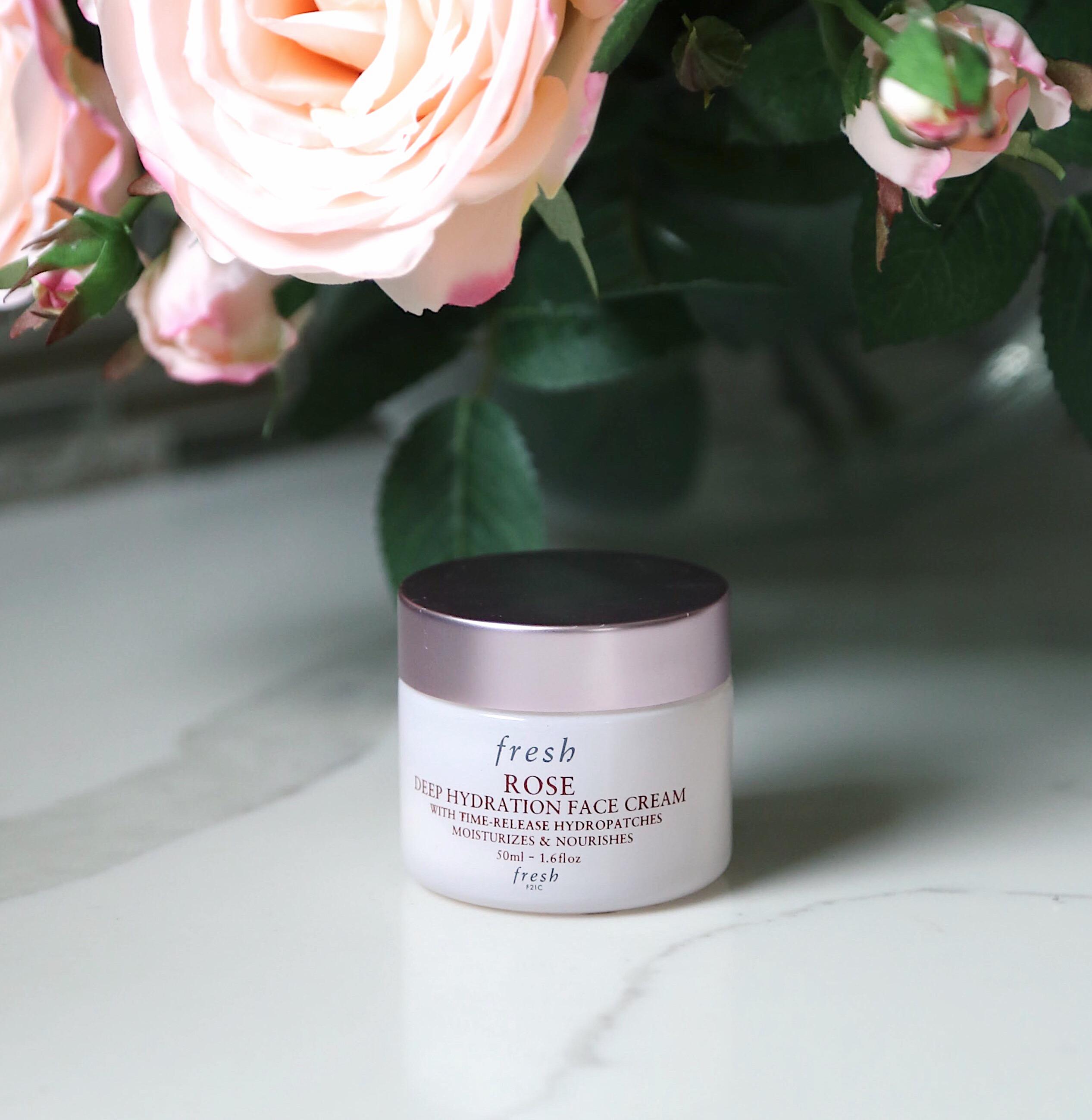 Fresh Rose Hydration Cream Review