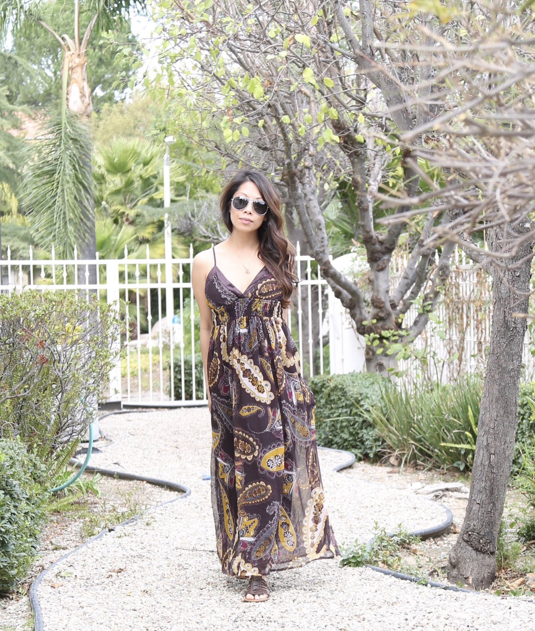 Maxi Dress for Spring