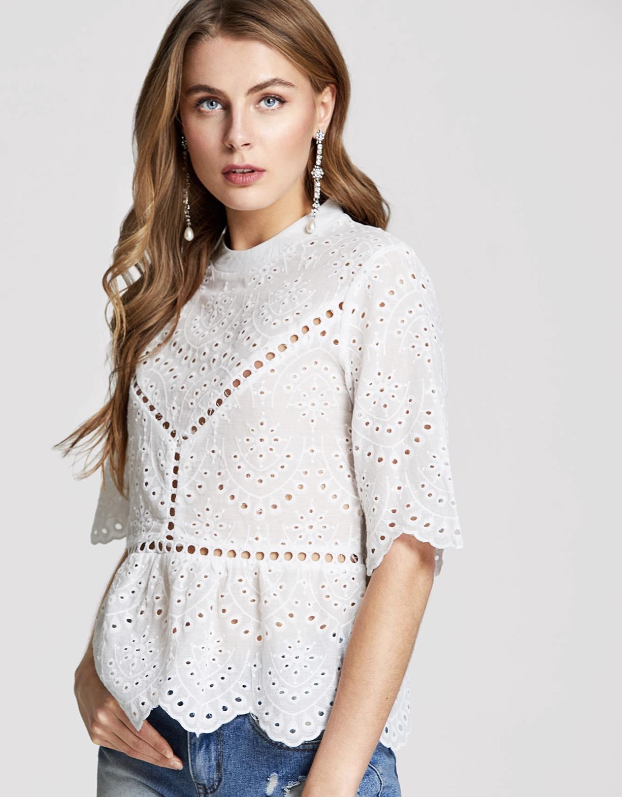 White tops for Spring